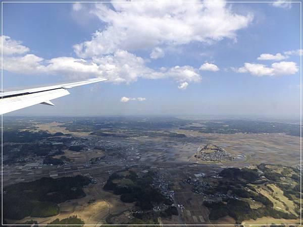日本的田真是整齊