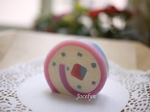 Joycelyn的捲皂