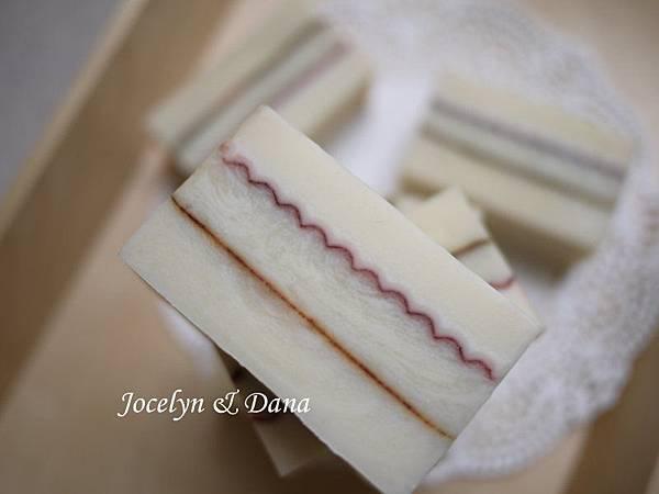 Joycelyn&Dana的波浪篩粉皂