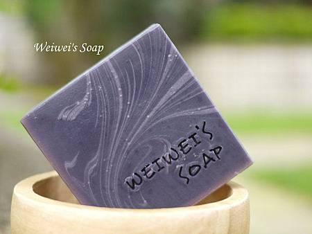 珠光紫草皂1