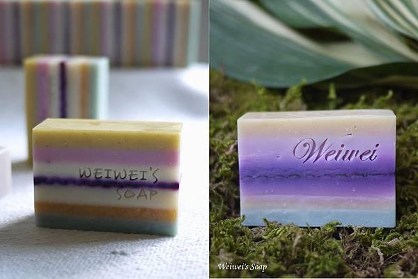 紫青黛篩粉皂
