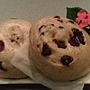 蔓越莓手工養生饅頭