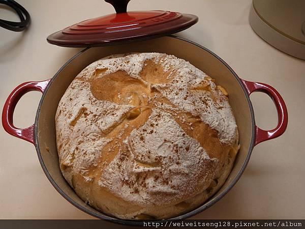 蘋果麵包-1