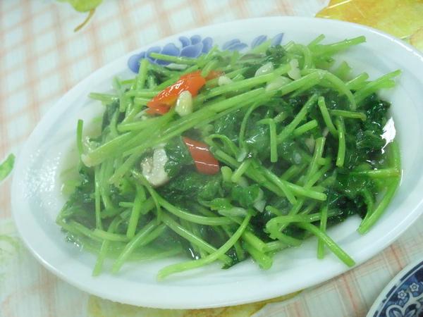 美味山芹菜