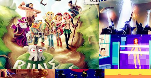 2012-5-24 卡提諾最新小遊戲情報 攻略戰&偷窺洗澡 小心吶!
