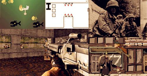 卡提諾11號遊戲軍情: CS浴血射擊&我來找踢的 熱血!
