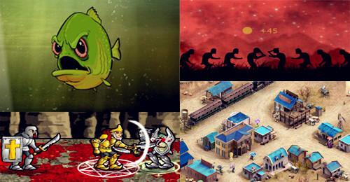 卡提諾23號遊戲軍情:食人魚再出擊 口味重到不行!