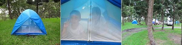 00057-18《小米班遊之露營好累 》