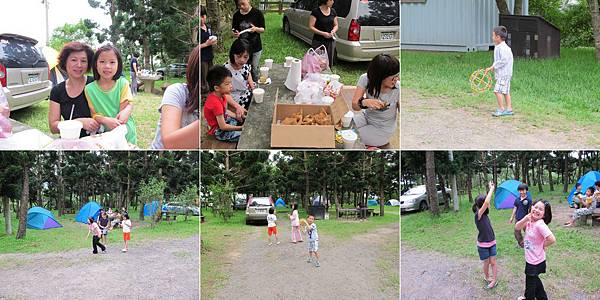 00057-27《小米班遊之露營好累 》