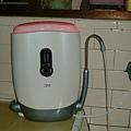過濾中~3M UVA1000紫外線殺菌淨水器