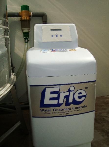 美國伊瑞爾ERIE微電腦全自動軟水機 EE-550D