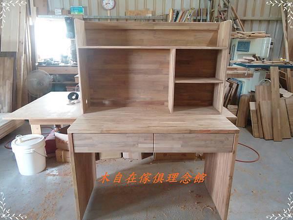 柚木兒童書桌3.JPG