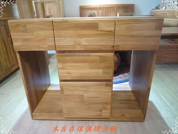 柚木雙人電腦桌(二)3.JPG