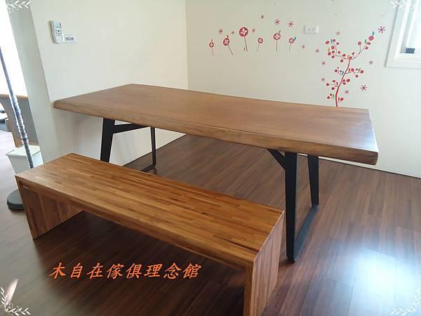 非柚鐵腳餐桌(2) 1.JPG