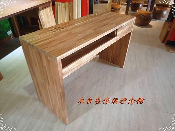 柚木鍵盤桌1.JPG