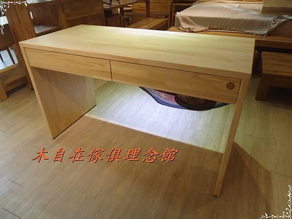 紐松ㄇ型書桌1.JPG