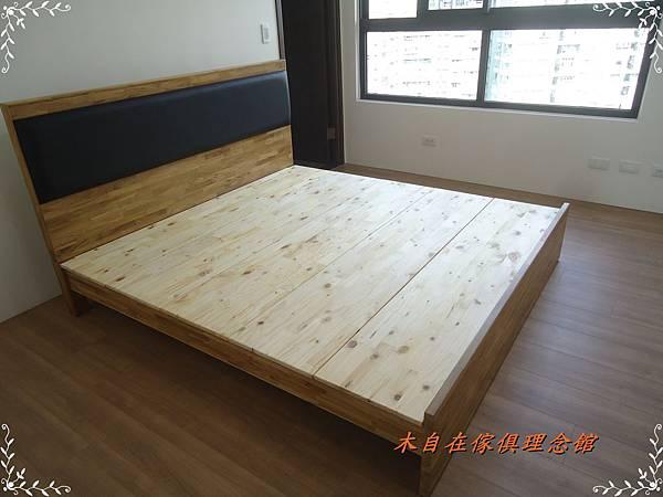 柚木靠背皮墊床1.JPG