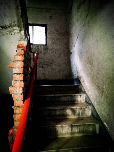 舊樓梯原貌