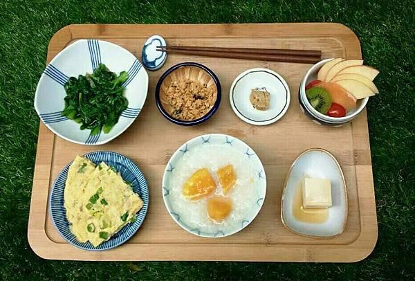 情感及內涵都澎湃的台南早餐