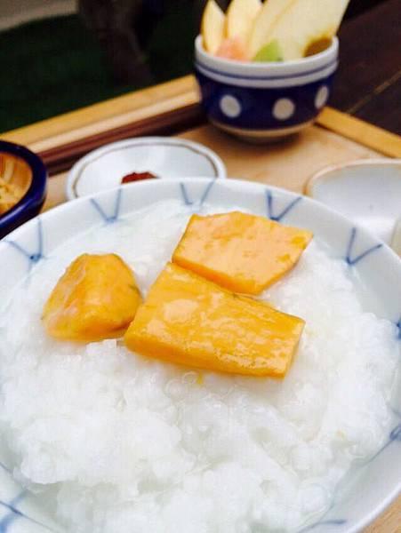 後壁無米樂的米 新營的番薯 炊成熱粥