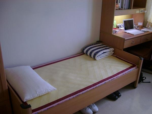 超整齊的床鋪.JPG
