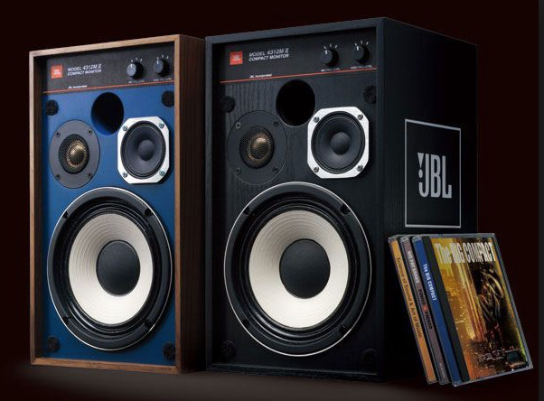 JBL 4312 M II WX