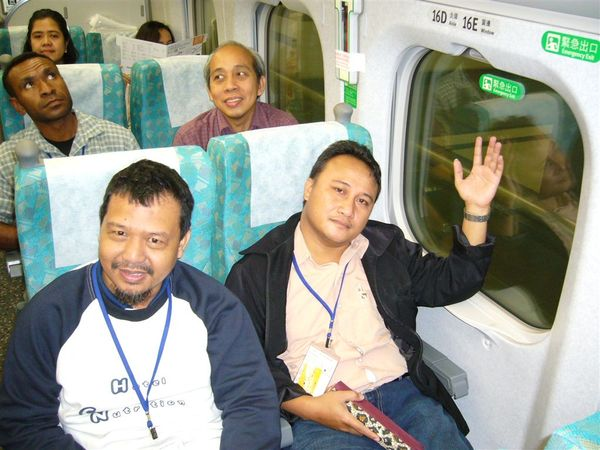 on the way to Shin-chu