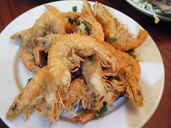 鹽酥蝦-98快炒