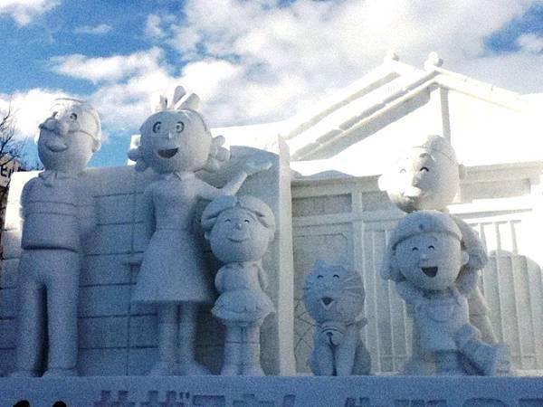 大雪像 サザエさん.jpg