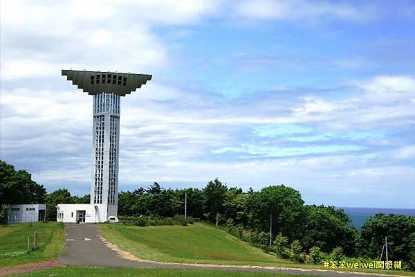 常呂森林公園、百年記念展望塔 (2).JPG