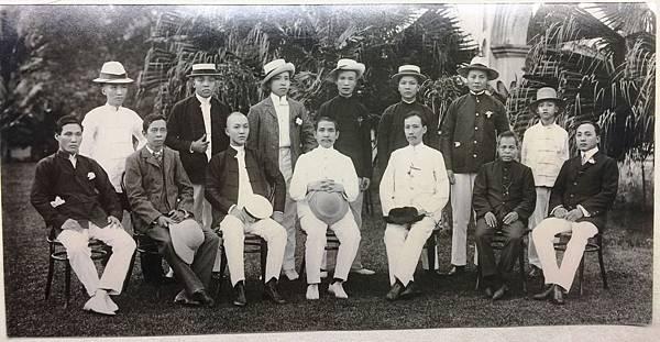 孫中山與同盟會新加坡分會成員.JPG
