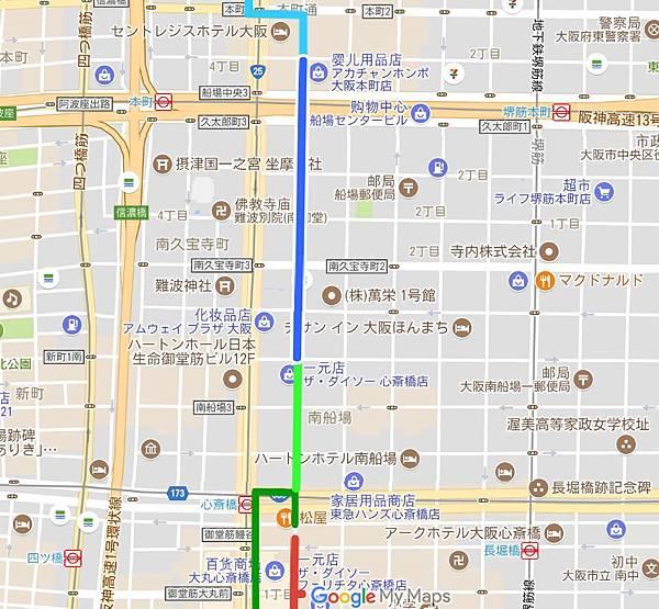 せんば心斎橋筋商店街.JPG