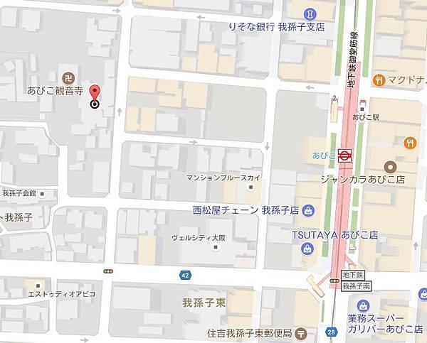 あびこ観音寺地圖.JPG