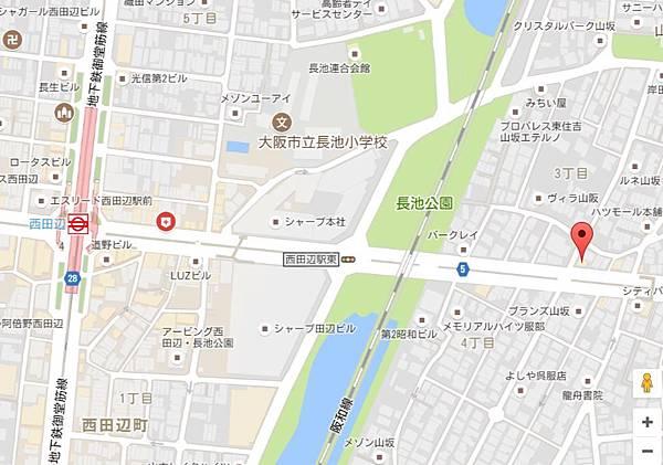うどん ゆきの地圖.JPG