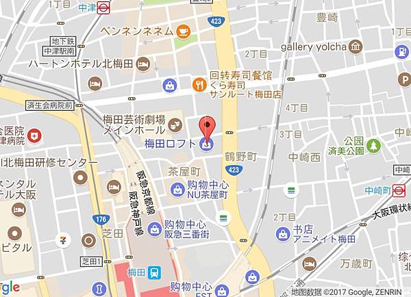 梅田LOFT.JPG