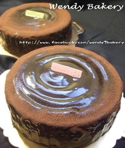 香濃巧克蛋糕