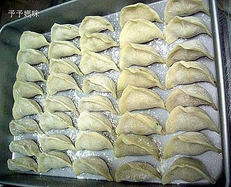 高山大白菜水餃2