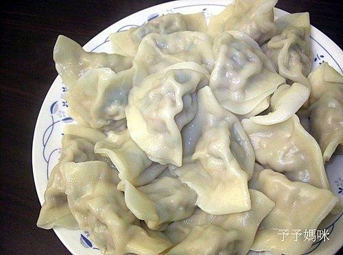 高山大白菜水餃1