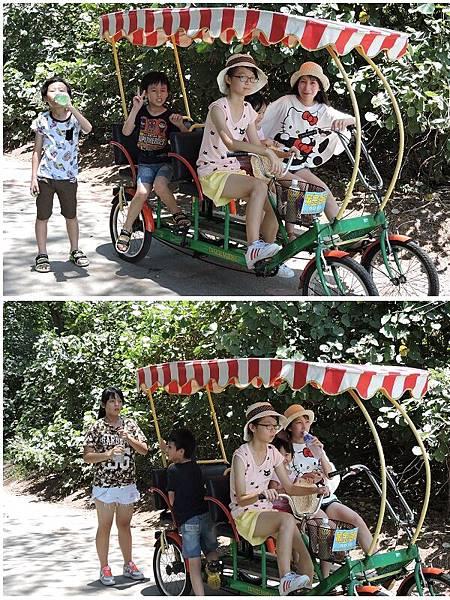 新屋騎腳踏車10