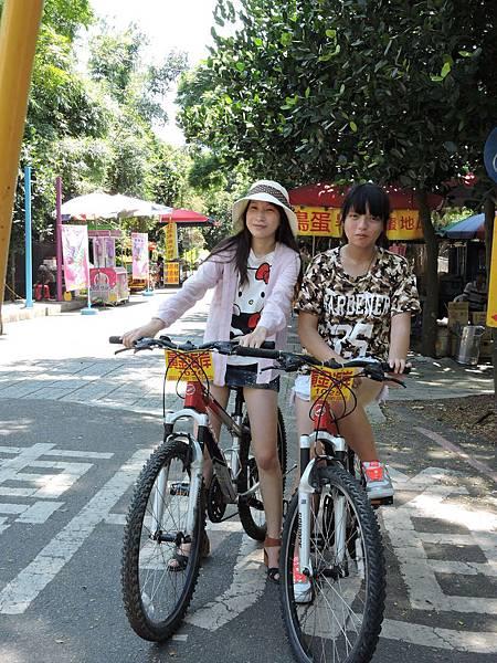 新屋騎腳踏車24