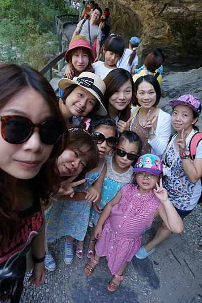 2015花蓮員工旅遊-砂卡礑步道3