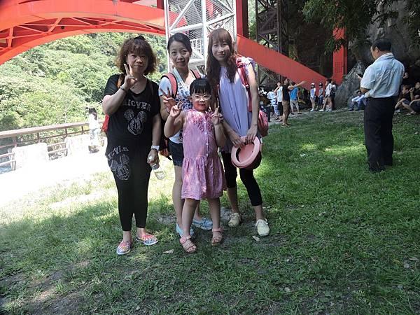 2015花蓮員工旅遊-砂卡礑步道7