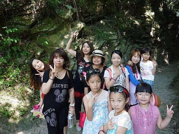 2015花蓮員工旅遊-砂卡礑步道5