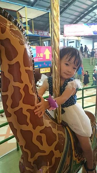 小人國-室內樂園-旋轉木馬2