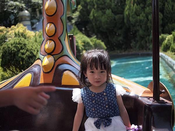 小人國-室內樂園-遊船3