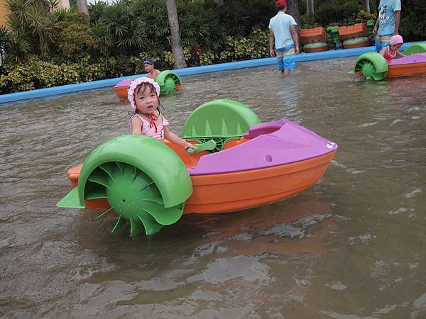 小人國-水樂園-寶貝船長3
