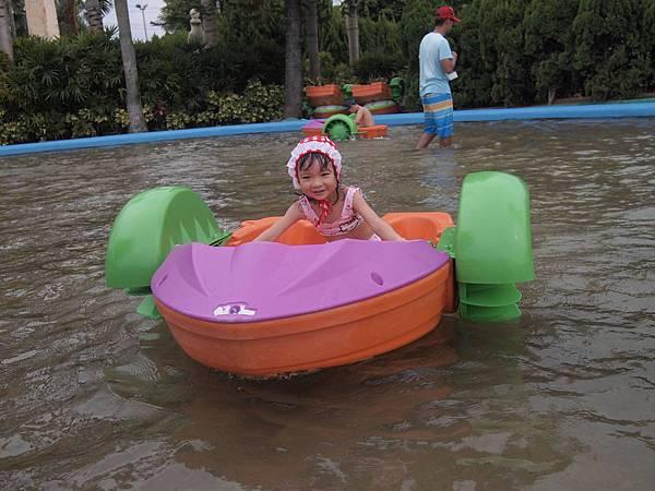 小人國-水樂園-寶貝船長2