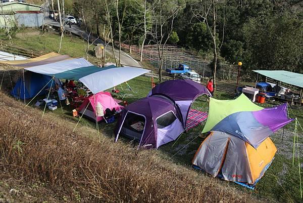 一片天露營7