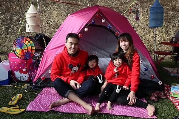 一片天露營17
