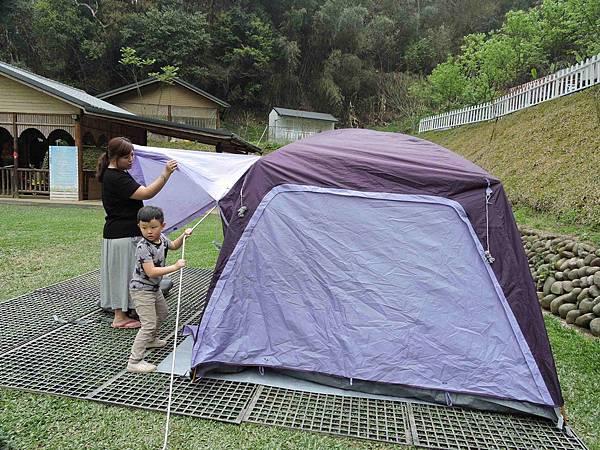 清心忘憂露營2